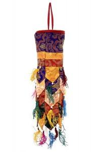 Tibetischer Deckenbehang (Chukar),  40 cm