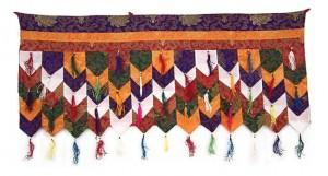 Tibetischer Wandbehang