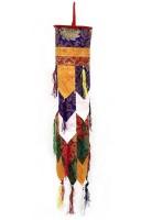 Tibetischer Deckenbehang (Chokkar),  80 cm