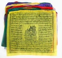 Gebetsfahnen aus Nepal, groß, Gesundheit/Schutz
