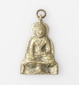 Buddha Anhänger aus Nepal