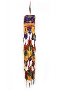Tibetischer Deckenbehang (Chukar),  150 cm