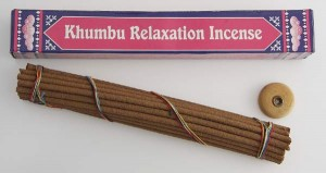 Khumbu Relaxation Räucherstäbchen
