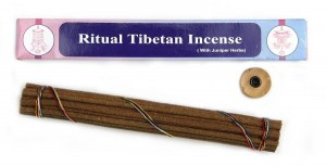 Ritual Tibetan Räucherstäbchen