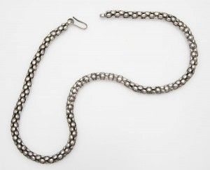 Halskette - Jaipur - aus Indien (925)