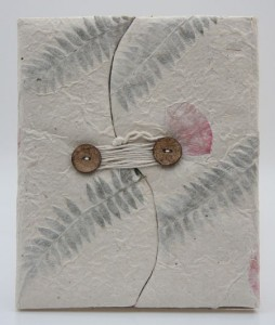 Tagebuch, groß, Knöpfe, natur, Blüten