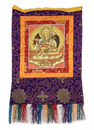 Stoff-Thangka, Padmasambhava