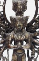 Elfköpfiger Avalokiteshvara