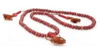 Gebetskette aus Steinchen 2