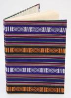 Tagebuch, traditioneller Stoffeinband 2
