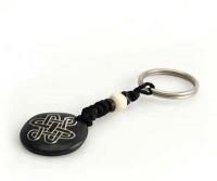 Schlüsselanhänger, Yak-Horn, Endloser Knoten 9